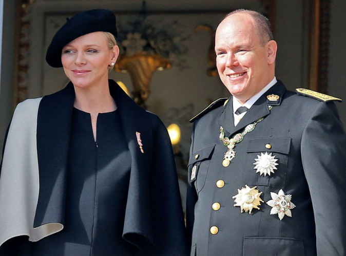 Charlène de Monaco : enceinte de 8 mois, elle participe à la célébration de la fête nationale monégasque !
