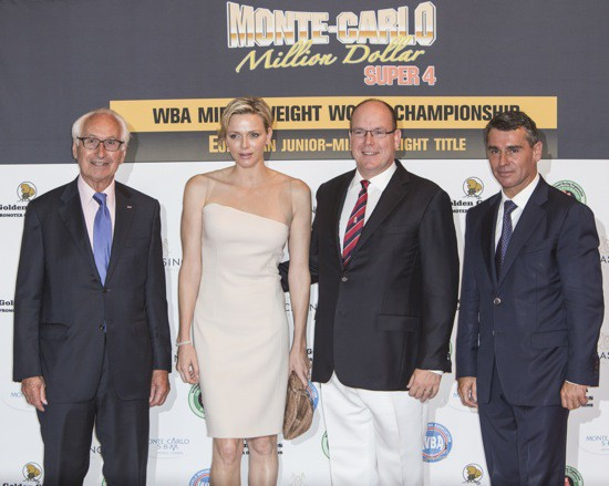 La finale du Monte-Carlo million Dollar Super Four
