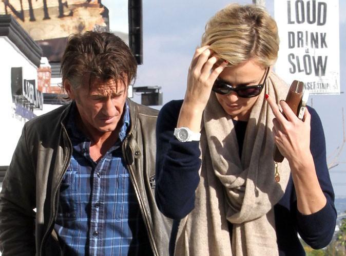 Charlize Theron et Sean Penn : ils ne se cachent presque plus !