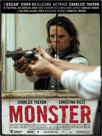 Photos : Charlize Theron est Aileen Wuornos dans Monster