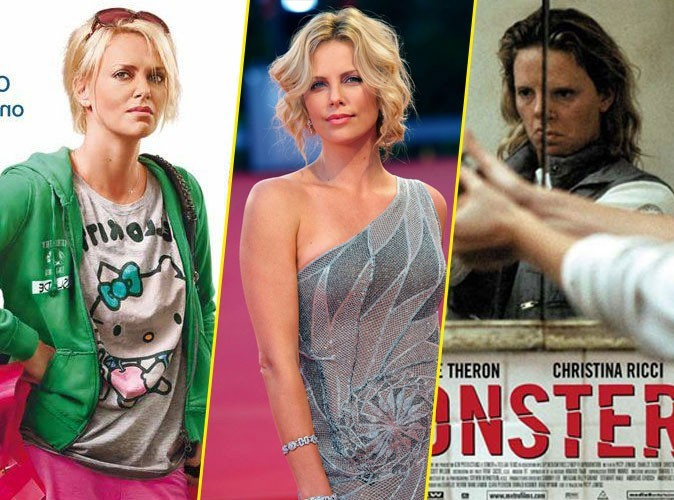 Photos : Charlize Theron : la reine des métamorphoses ?