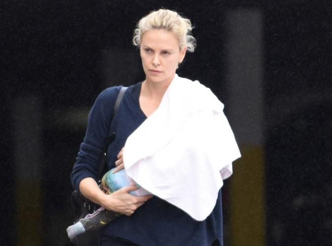 Charlize Theron : sa toute première apparition avec sa petite fille !