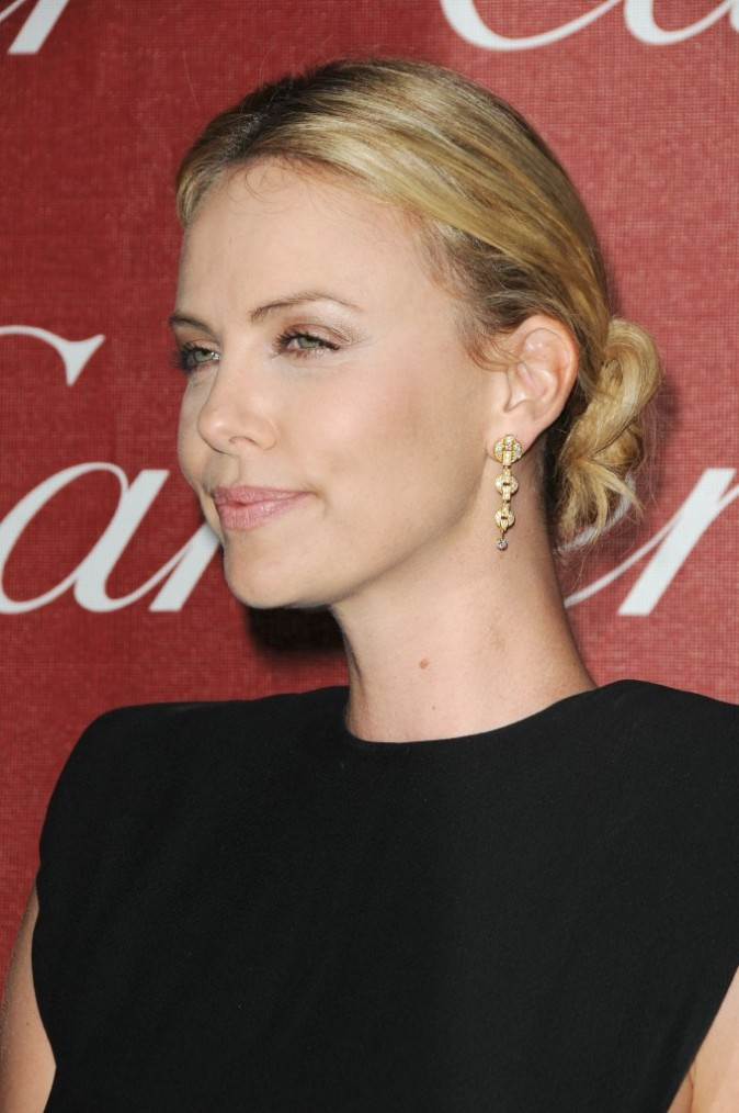 Charlize toujours au top