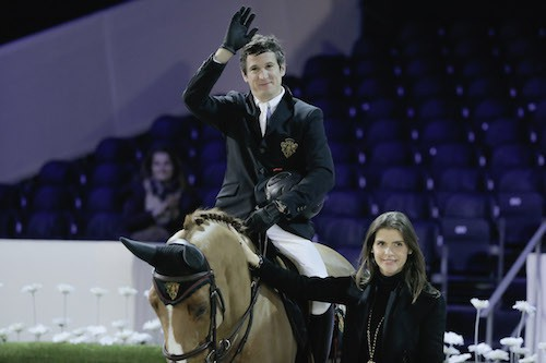 """Photos : Charlotte Casiraghi et Guillaume Canet : ça """"jump"""" à Paris !"""