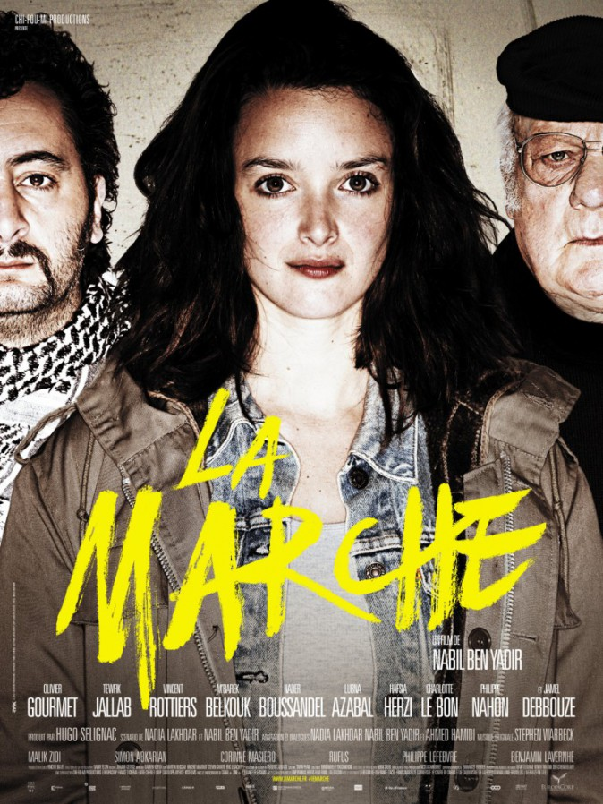 """Charlotte Le Bon, à l'affiche demain de """"La Marche"""" : comme elle, être Miss Météo de Canal + ça paye ?"""
