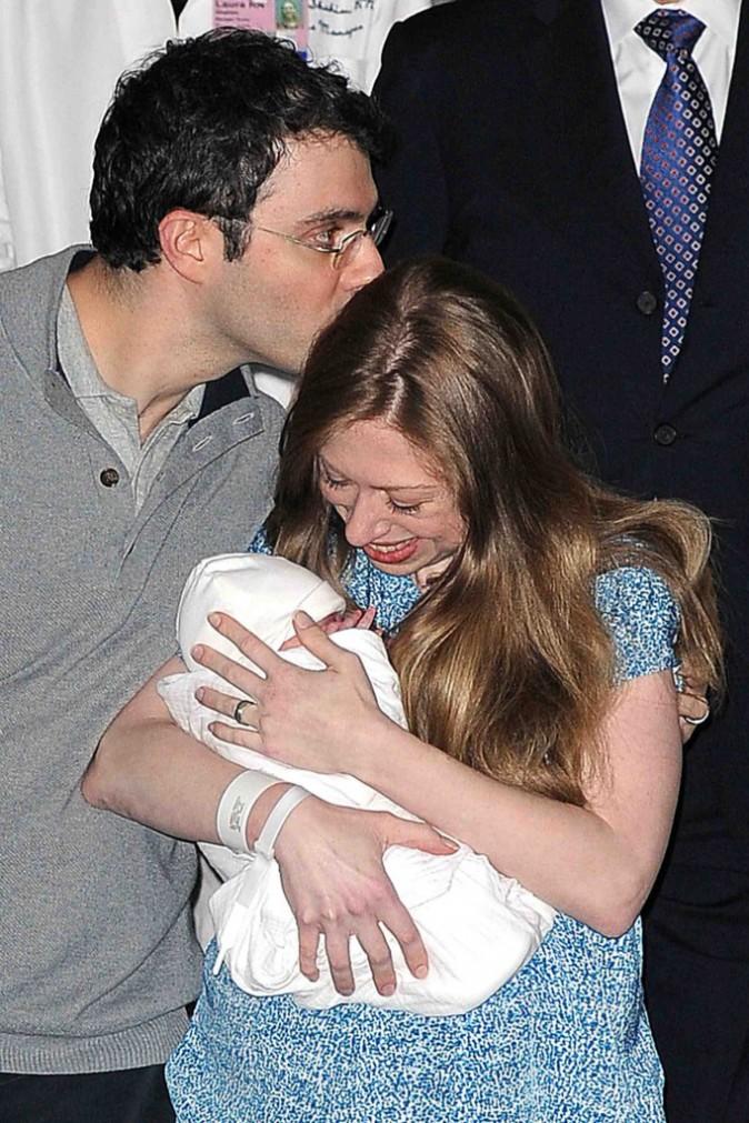 Chelsea Clinton : retour à la maison pour les jeunes parents !