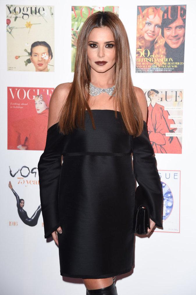 Photos : Cheryl Cole au Gala Vogue 100 !
