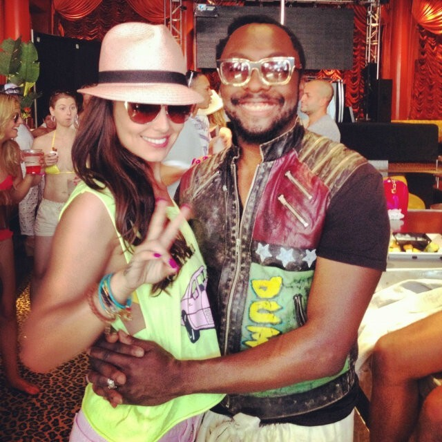 Party girl avec Will.I.Am