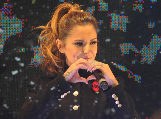 Cheryl Fernandez-Versini : du love pour lancer les illuminations de Noël à Londres !