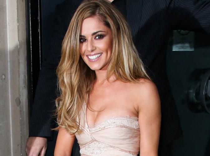 Cheryl Fernandez-Versini : elle reste dans l'esprit mariage pour le lancement de son nouveau parfum !