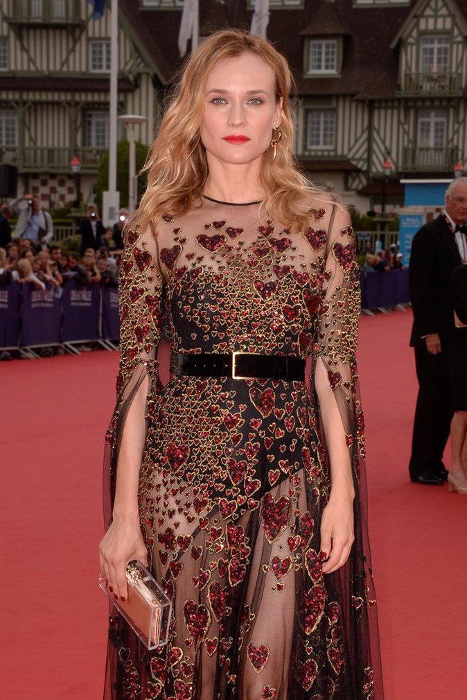 Diane Kruger au 42e Festival du film de Deauville