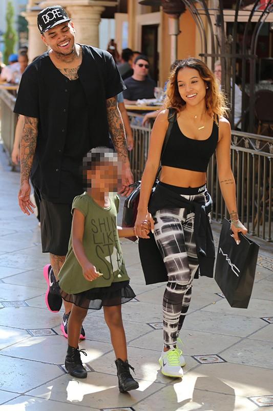 Chris Brown et Karrueche Tran plus amoureux que jamais, seraient-il prêt à fonder une famille ?