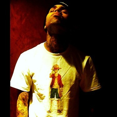 Le nouveau tatoo de Chris Brown