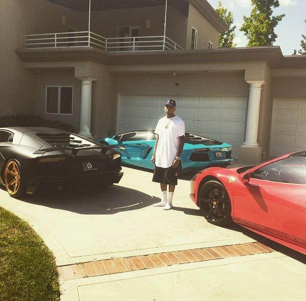 Photos : Chris Brown : il tente de se racheter une conduite auprès de sa fille !
