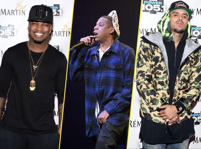 Chris Brown, Jay-Z, Ne-Yo : belle brochette de rappeurs  � la soir�e Power 105.1's Powerhouse !