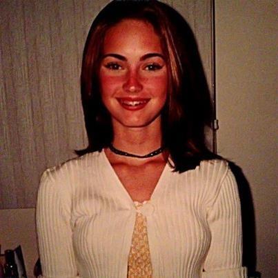 Megan Fox, 12 ans, déjà coquette