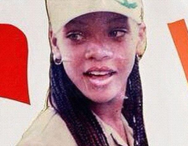 Rihanna, déjà adepte de la casquette !