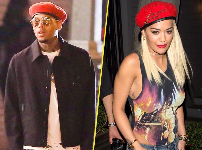 Chris Brown partage plus qu'un featuring avec Rita Ora !
