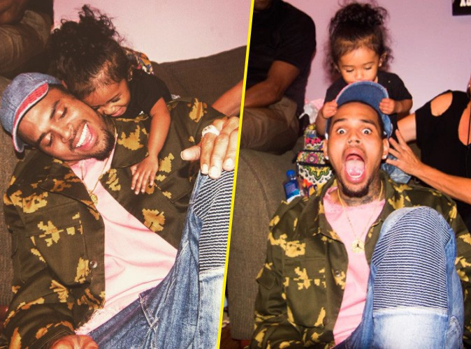 Superb Photos Chris Brown Son Prochain Album Sappellera Royalty Short Hairstyles Gunalazisus