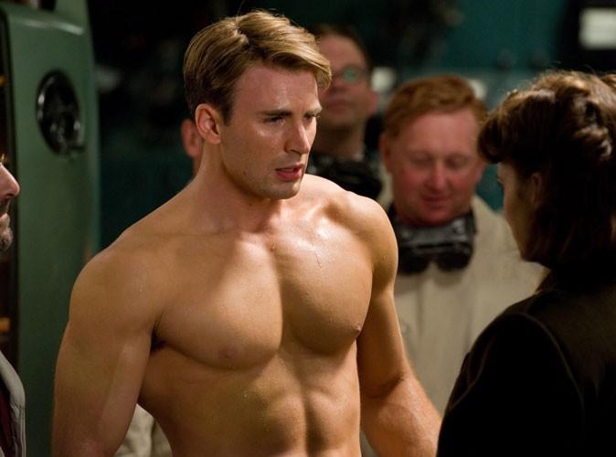 Photos : Chris Evans de Captain America