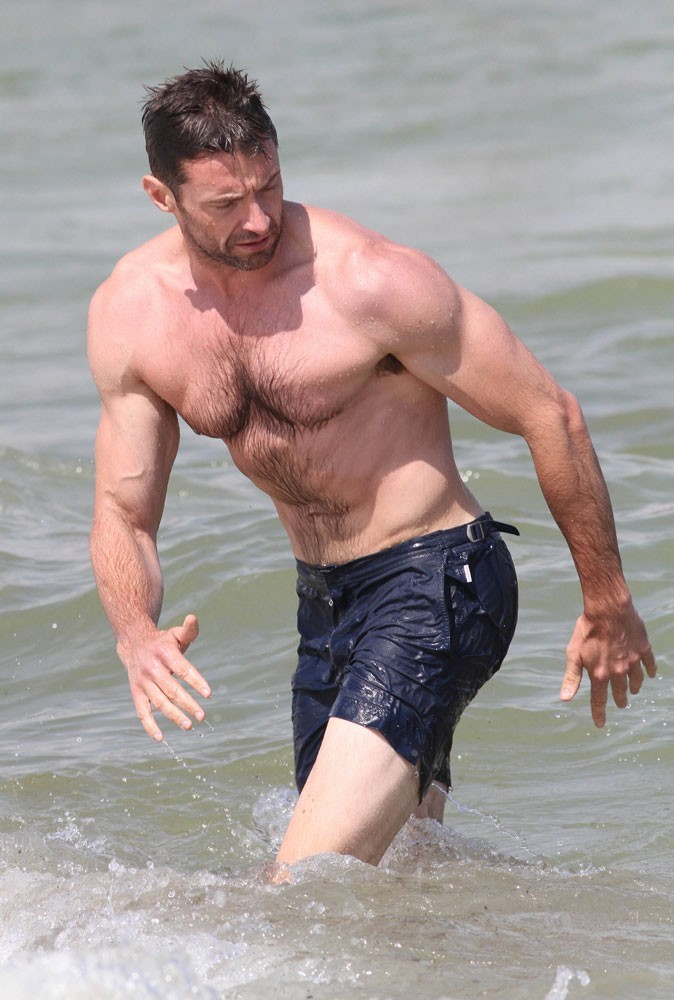 Photos : Hugh Jackman alias Wolverine