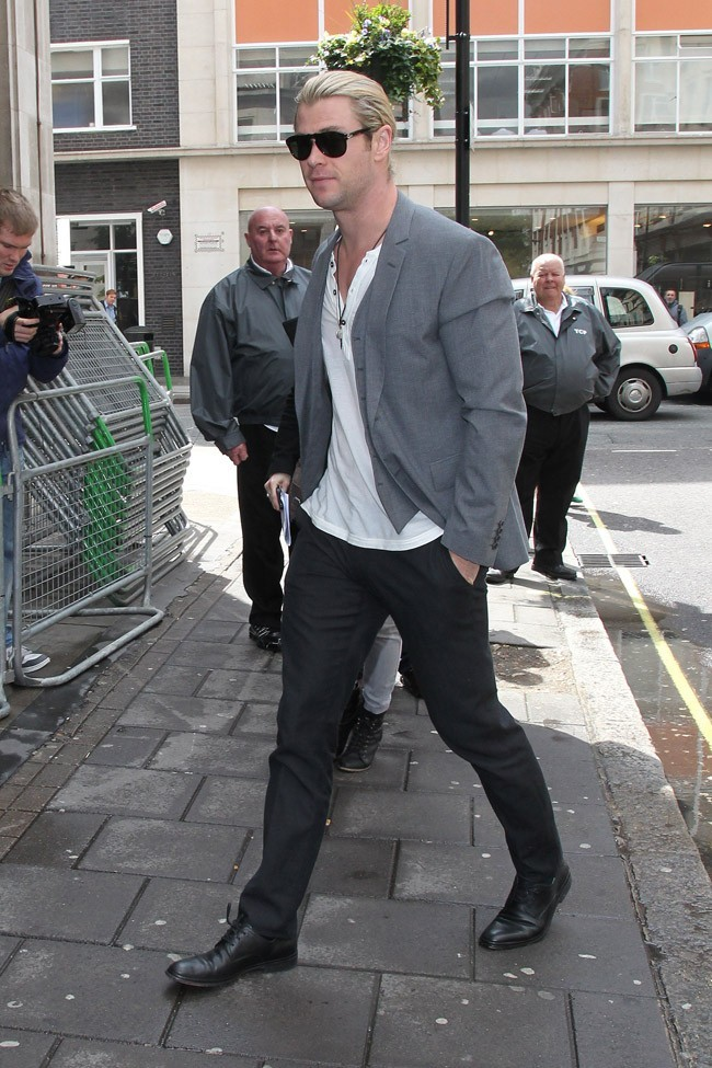 Le nouveau Brad Pitt ?