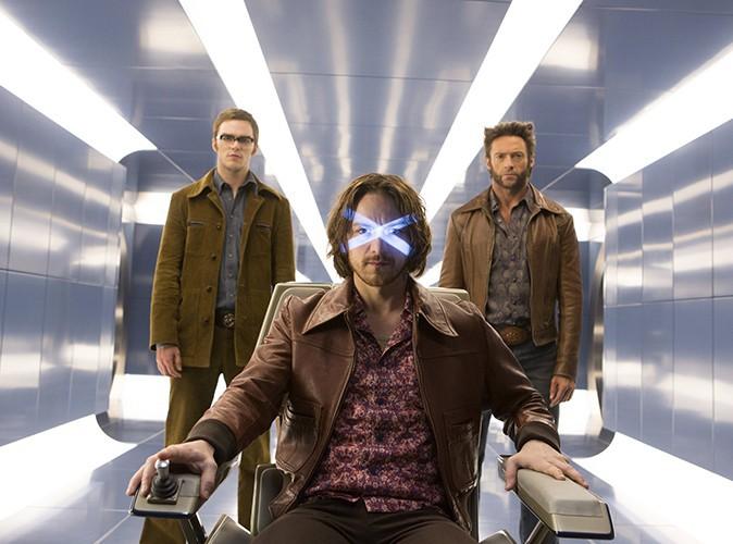 James McAvoy dans le rôle de Charles Xavier (X-Men)