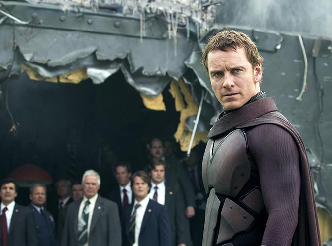 Michael Fassbender dans le rôle de Magnéto (X-Men)