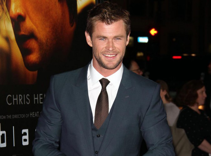 Chris Hemsworth : un hacker plein de sex-appeal !
