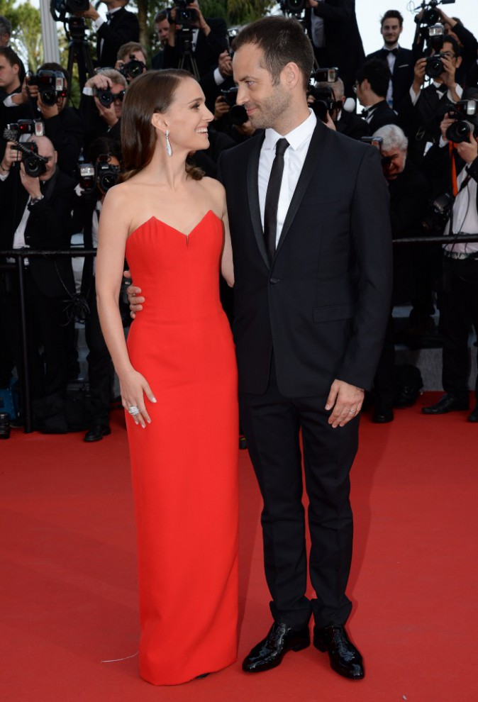 Photos : Natalie Portman : flamboyante et amoureuse sur le red carpet !