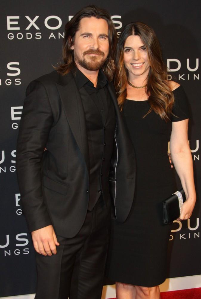 Christian Bale le 7 décembre 2014