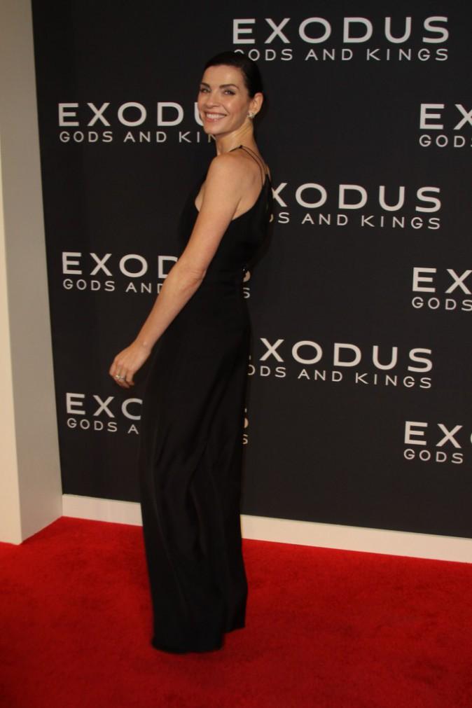 Julianna Margulies le 7 décembre 2014