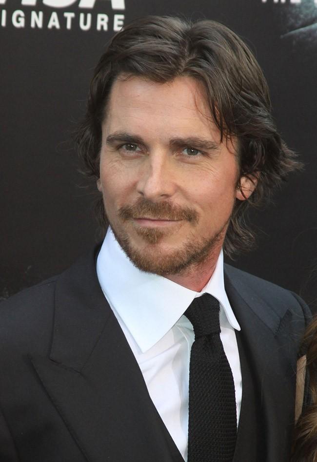 Christian Bale le 16 juillet 2012 à New York