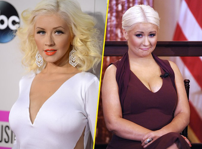 Photos : Christina Aguilera : en un an, sa transformation physique est bluffante !