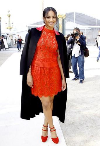 Ciara : attaqu�e � Paris par le m�me agresseur que Kim Kardashian !