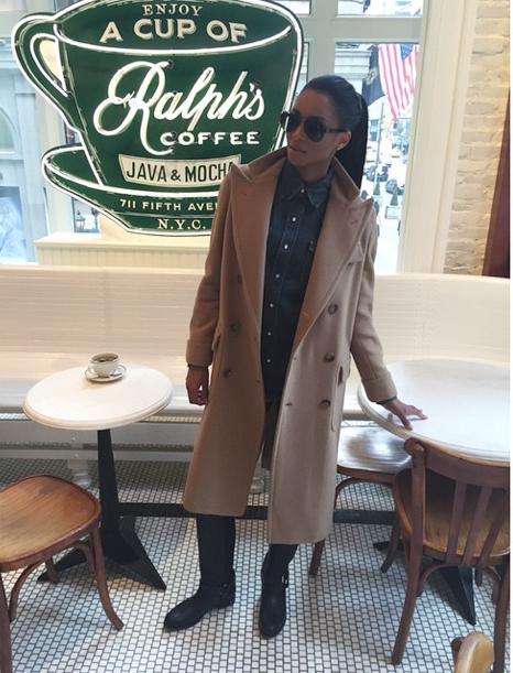 Ciara le 12 février 2015