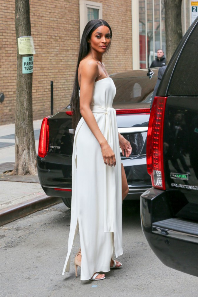 Photos : Ciara : déesse du style pour promouvoir son nouvel album !