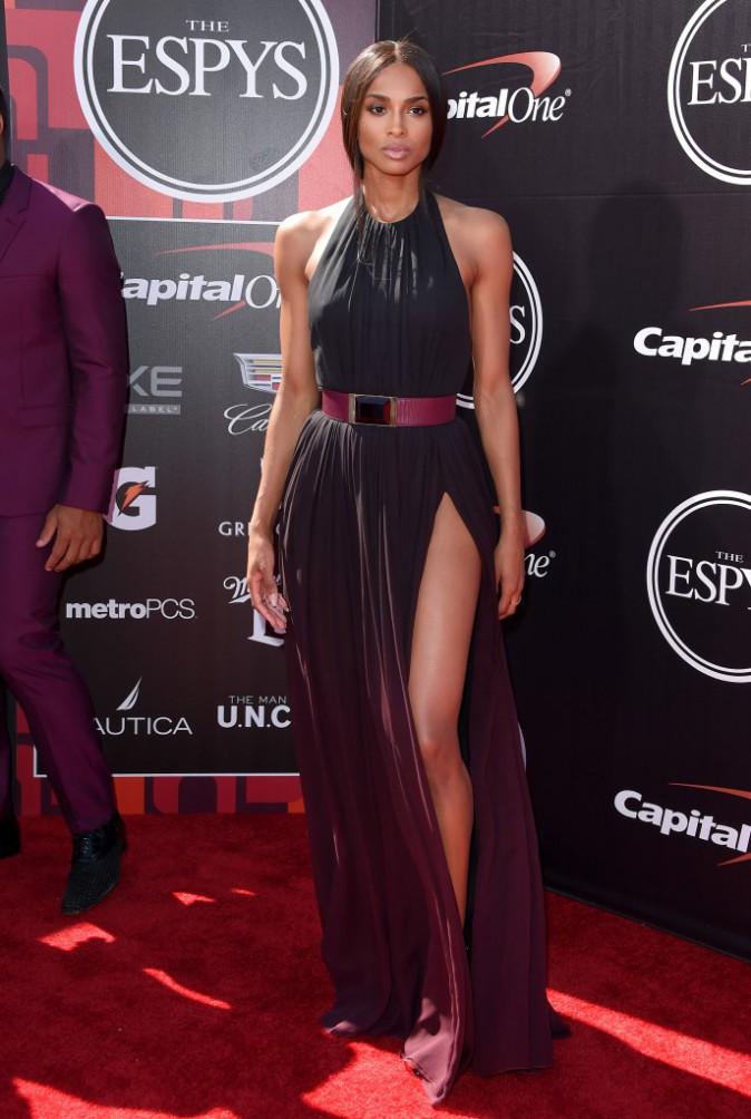 Ciara le 15 juillet 2015