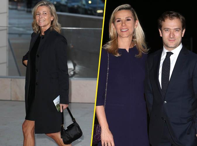 Claire Chazal et Laurence Ferrari : petites robes et talons hauts pour faire honneur à Louis Vuitton !