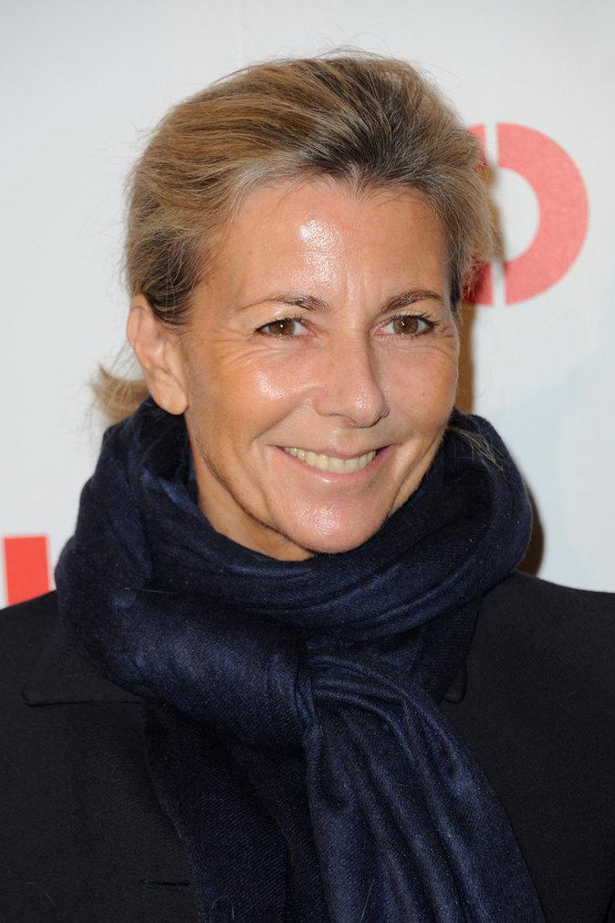Claire Chazal le 19 octobre 2015