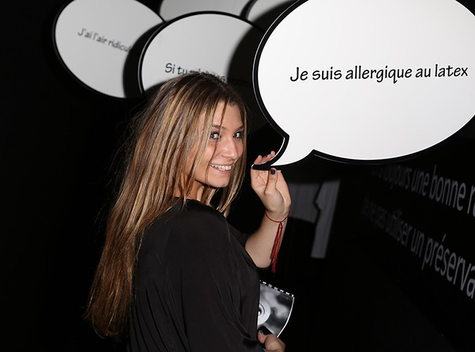 Clara Bermudes à Paris le 7 octobre 2013