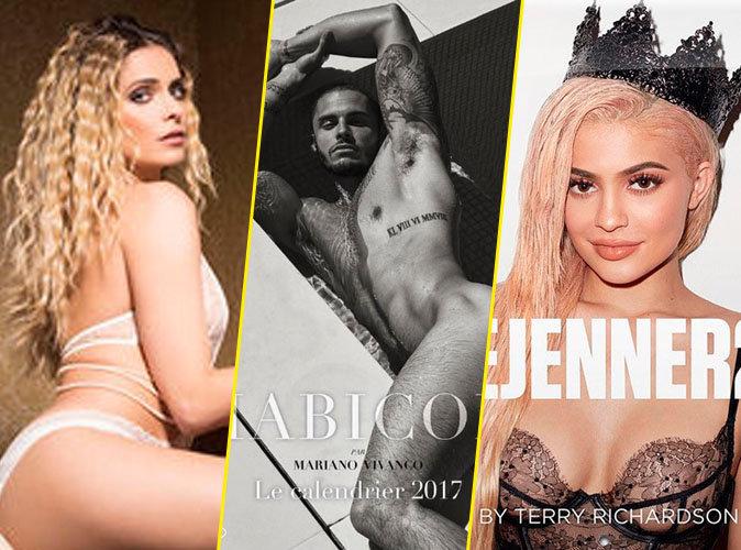 Clara Morgane, Baptiste Giabiconi, Kylie Jenner : Le top 10 des calendriers sexy de 2017 !