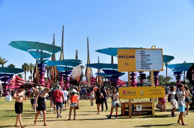 Ambiance electro - Coachella JOUR 3