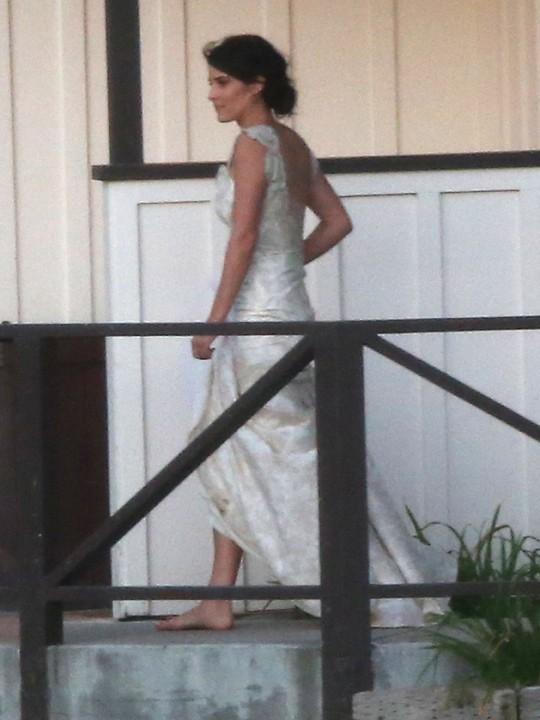Cobie Smulders s'est mariée le 8 septembre 2012 en Californie