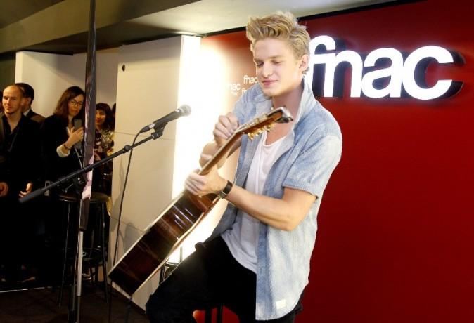 Cody Simpson, Paris, 19 mars 2013.