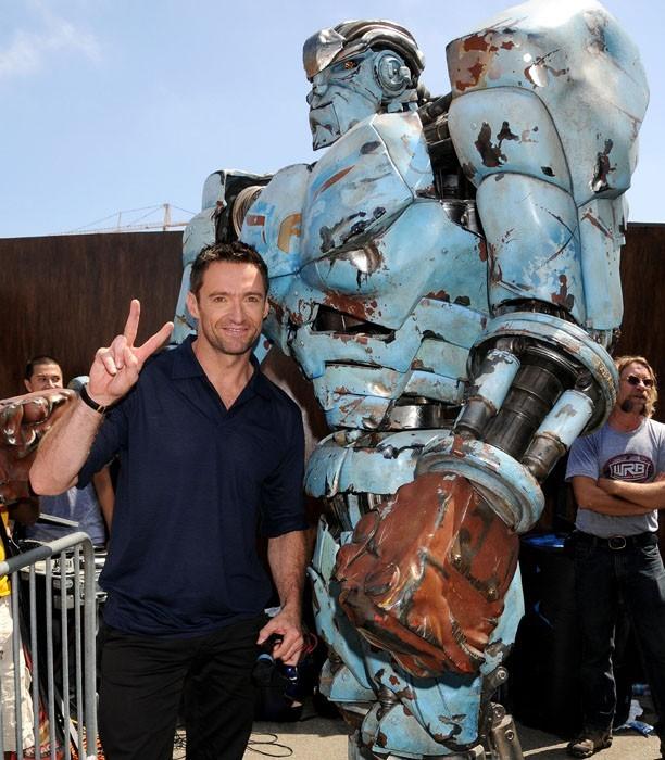 Heureux comme un gosse au Comic Con 2011