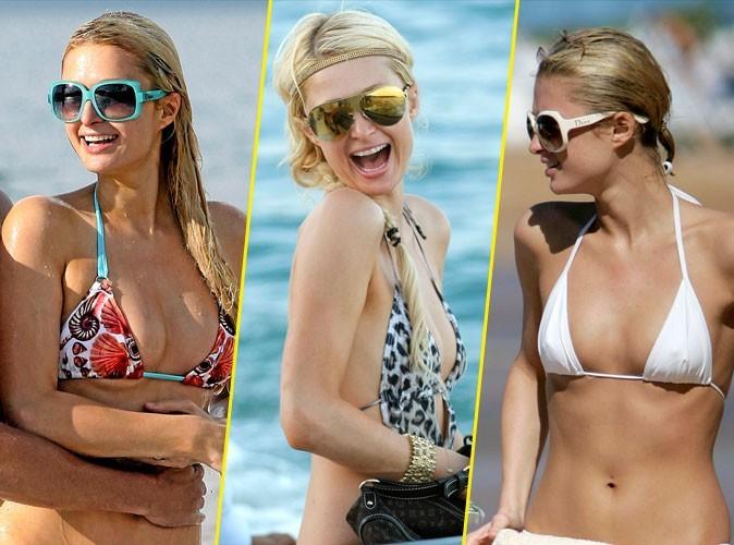 Photos : comment briller à la plage comme Paris Hilton ?