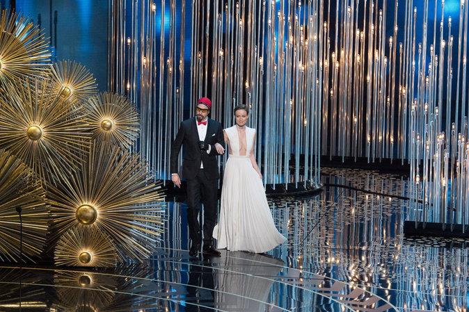 Photos : Comment Sasha Baron Cohen a réussi à faire entrer Ali G aux Oscars ?