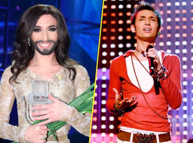 Conchita Wurst : découvrez la grande gagnante de l'Eurovision avant son impressionnante transformation !