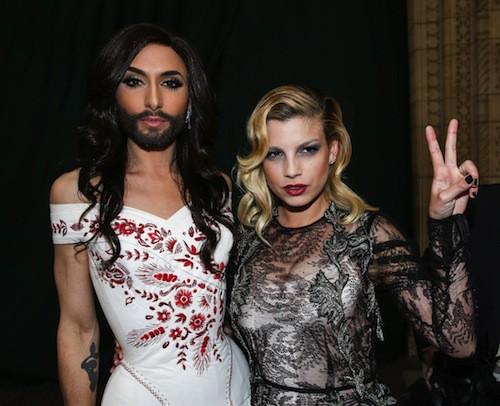 Photos : Conchita Wurst : la candidate la plus controversée de l'Eurovision est prête à gagner !
